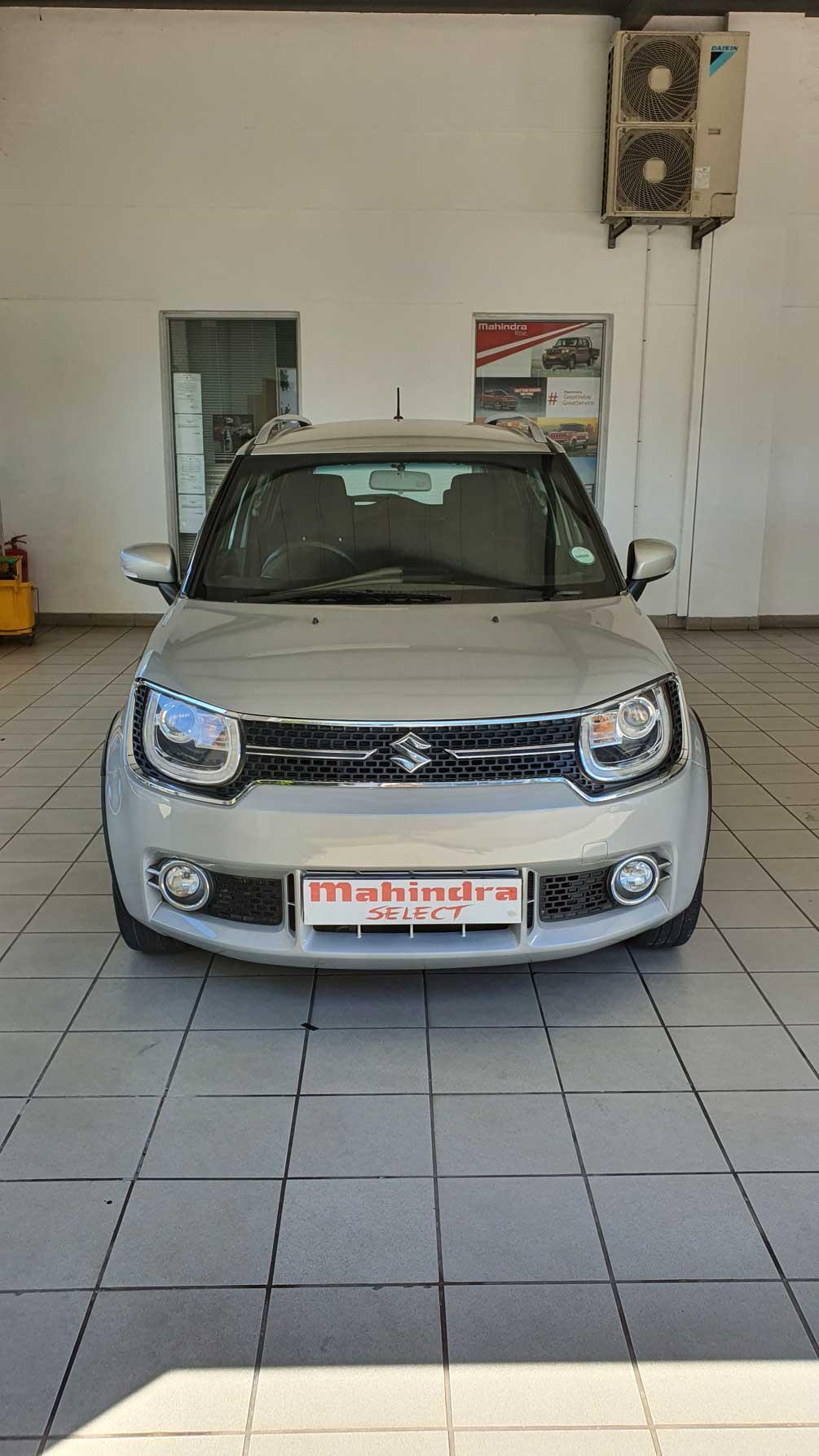 Mahindra Nelspruit Used Vehicle