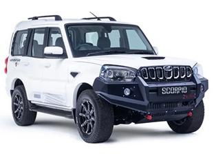 Mahindra Scorpio S11 Adventure